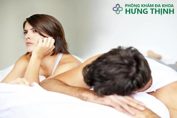 Nguyên nhân gây bệnh giang mai do quan hệ tình dục