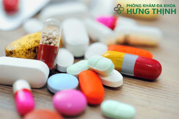 Thuốc điều trị bệnh apxe hậu môn