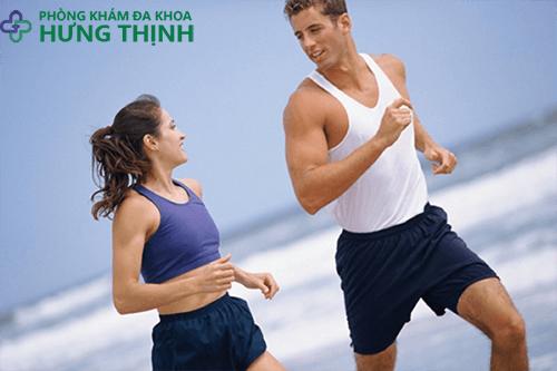 <em>Tập thể dục thường xuyên giúp cải thiện và khôi phục chức năng tình dục</em>