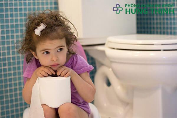 Bệnh trĩ ở trẻ nhỏ