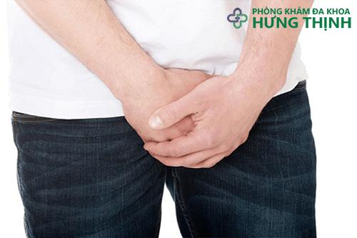Triệu chứng của đau tinh hoàn
