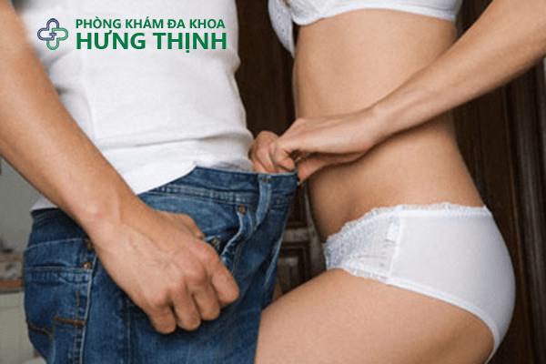 Nguyên nhân dài bao quy đầu ở nam giới