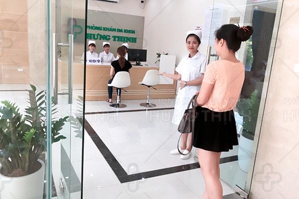Phòng khám chữa bệnh phụ khoa