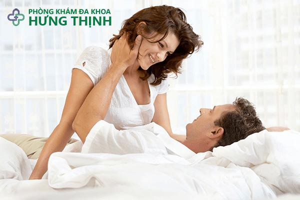 cách tăng cường sinh lý nam giới