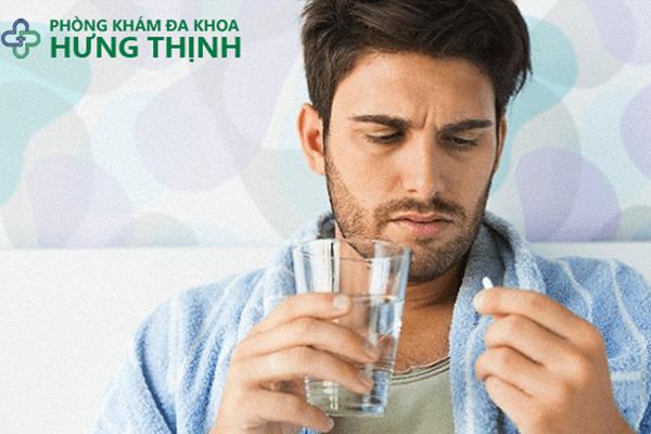 thuốc uống vô sinh ở nam giới