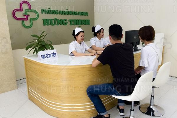 Lĩnh vực điều trị tại Phòng khám đa khoa tốt